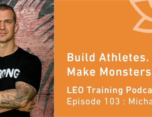 LT 103 | Michael Ranfone – Build Athletes. Make Monsters.