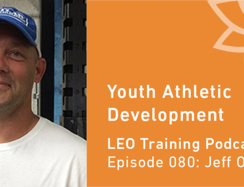 LT 080 | Jeff O'Connor – Youth Athletic Development