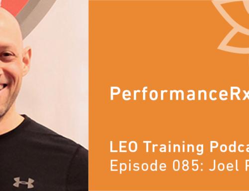 LT 085 | Joel Proskewitz – PerformanceRx