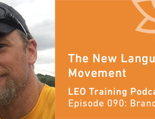 LT 090 | Brandon Hetzler – The New Language of Movement