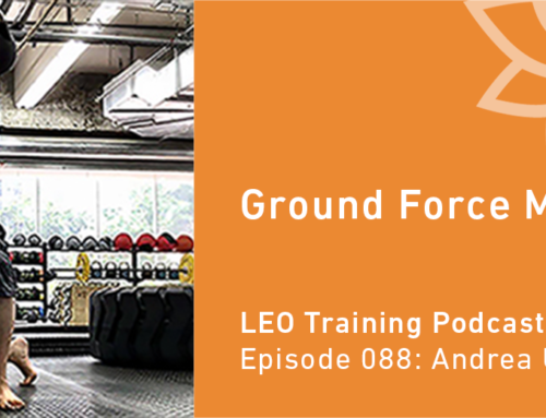 LT 088 | Andrea U-Shi Chang – Ground Force Method