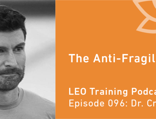 LT 096 | Dr. Craig Marker – The Anti-Fragile Self