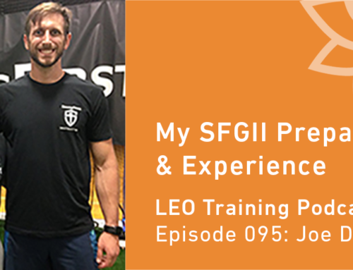 LT 095 | My SFGII Preparation & Experience – Joe DeLeo