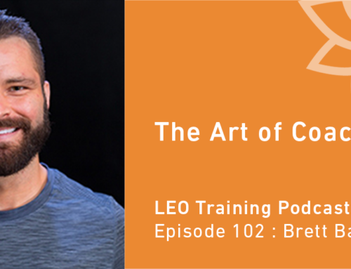 LT 102 | Brett Bartholomew – The Art of Coaching