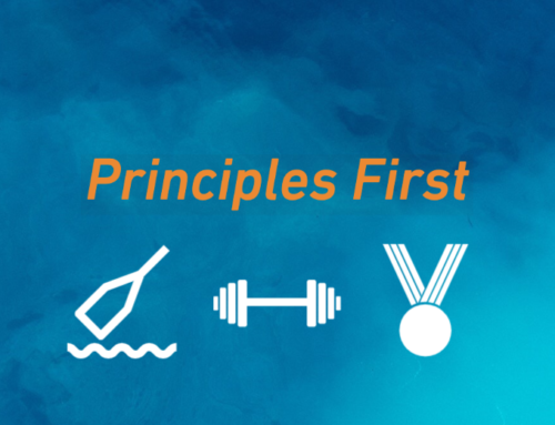 Principles First