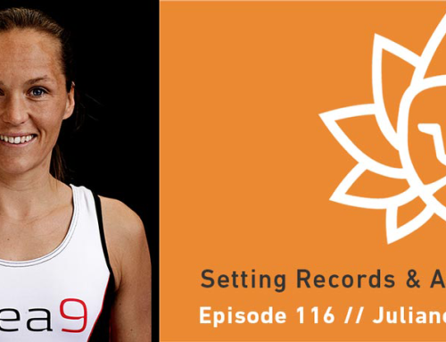 Episode 116 | Juliane Rasmussen: Setting Records & Athletes Own