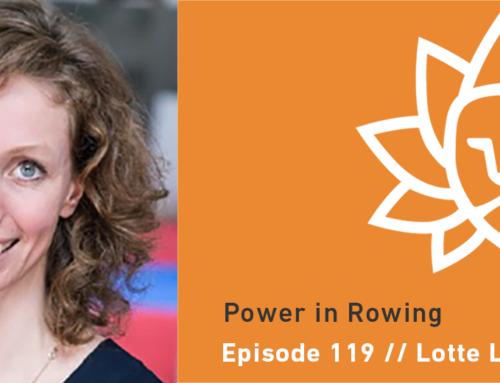 Episode 119 _Lotte Lintmeijer_Power in Rowing