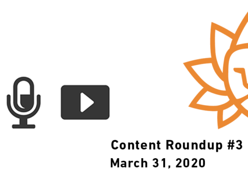 March Content Roundup