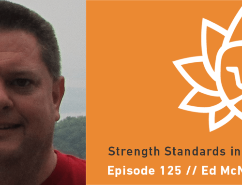 Episode 125 | Ed McNeely -Strength Standards in Rowing