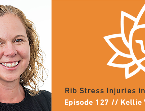 Episode 127 | Kellie Wilkie – Rib Stress Injuries in Rowing